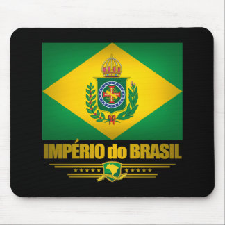 """Empire of Brazil"" Mouse Pad"