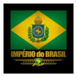"""""""Empire of Brazil"""" Posters & Prints"""