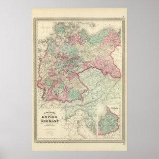 Empire of Germany Print