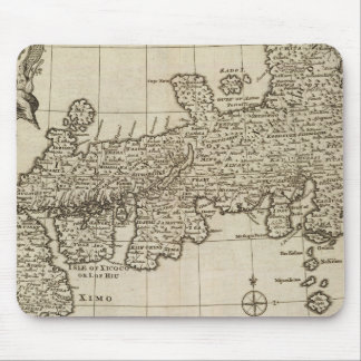 Empire of Japan Mouse Pad