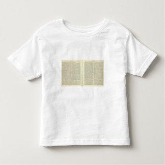 Empire of Napoleon Bonaparte 1811 AD 4 Toddler T-shirt