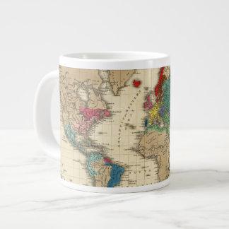 Empire of Napoleon Bonaparte 1811 AD Large Coffee Mug