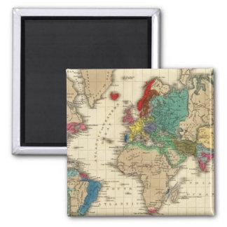 Empire of Napoleon Bonaparte 1811 AD Magnet