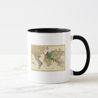 Empire of Napoleon Bonaparte 1811 AD Mug