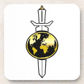 Empire of Terra: TOS Beverage Coaster