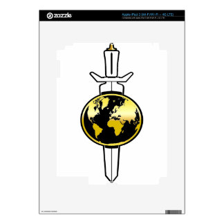 Empire of Terra: TOS Decals For iPad 3