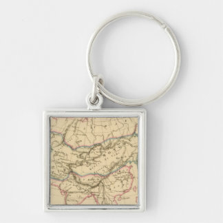Empire of the Mongols Keychain