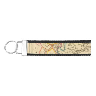 Empire of the Mongols Wrist Keychain