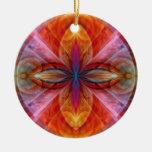 Empire of the Sun Flower Christmas Tree Ornament