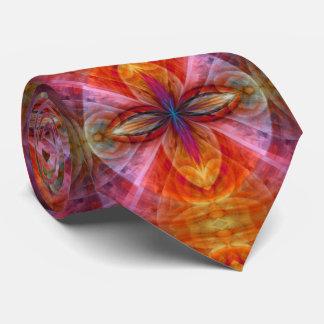 Empire of the Sun Flower Neck Tie