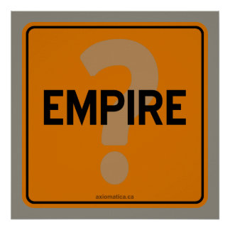 EMPIRE? POSTER