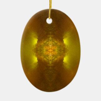 Empire Quake Pendant Ceramic Ornament