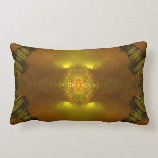 """Empire Quake"" Pillow"