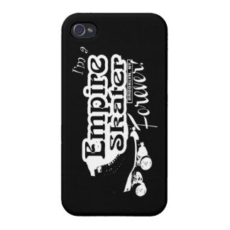 Empire Skater Forever! [Black iphone] iPhone 4 Cover