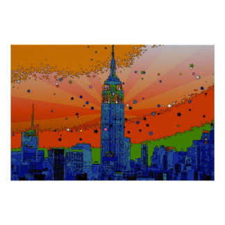 Empire State Building #3 Impresiones