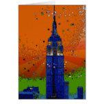 Empire State Building #4 Felicitaciones
