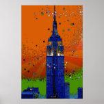 Empire State Building #4 Impresiones