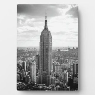 Empire State Building 5x7 Plaque