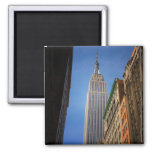 Empire State Building Against The Sky, NYC Refrigerator Magnets