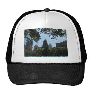 Empire State Building, American Radiator Building Trucker Hat