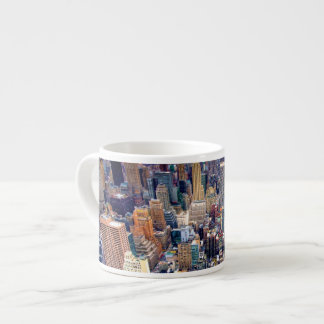 Empire State Building and Midtown Manhattan Espresso Cup
