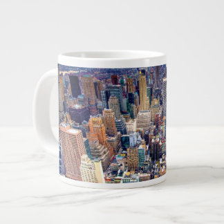 Empire State Building and Midtown Manhattan Giant Coffee Mug
