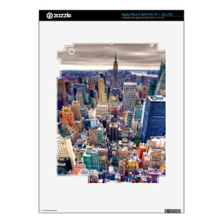 Empire State Building and Midtown Manhattan iPad 3 Skin