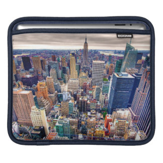 Empire State Building and Midtown Manhattan Sleeves For iPads