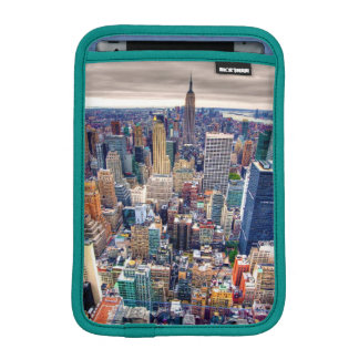 Empire State Building and Midtown Manhattan Sleeve For iPad Mini