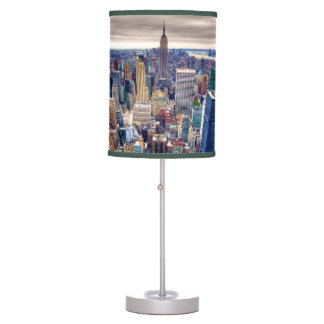 Empire State Building and Midtown Manhattan Desk Lamp