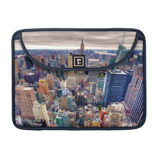 Empire State Building and Midtown Manhattan MacBook Pro Sleeve