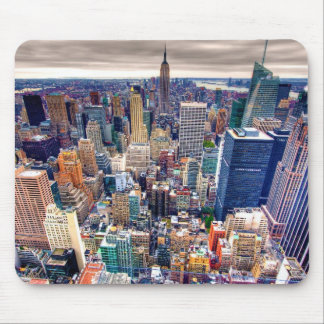 Empire State Building and Midtown Manhattan Mouse Pad