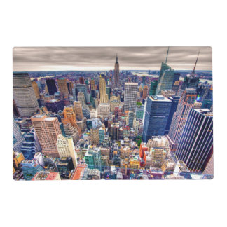 Empire State Building and Midtown Manhattan Placemat