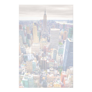 Empire State Building and Midtown Manhattan Stationery