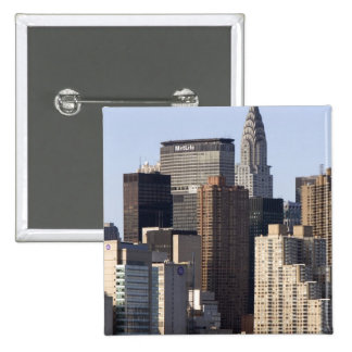 Empire State Building and New York City, New Button