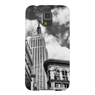 Empire State Building and Skyscrapers Galaxy S5 Covers
