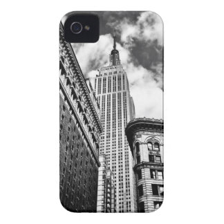 Empire State Building and Skyscrapers iPhone 4 Case-Mate Cases