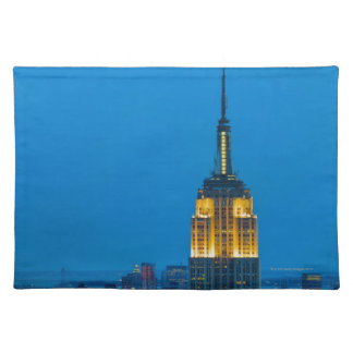 Empire State Building at Sunset Placemat