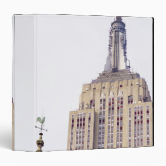 Empire State Building Binder