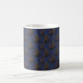 Empire State Building Blue for Autism 2012 Coffee Mug