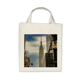Empire State Building Bolsa Lienzo