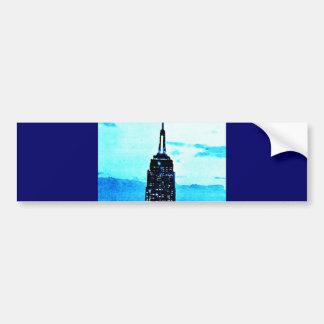 Empire State Building Bumper Sticker