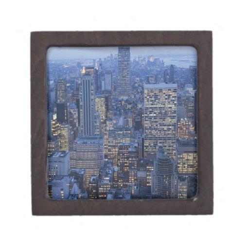 Empire State Building Caja De Regalo De Calidad