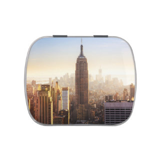 Empire State Building Candy Tins
