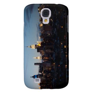 Empire State Building Cityscape Galaxy S4 Case