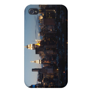 Empire State Building Cityscape iPhone 4/4S Cover