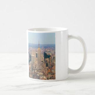 Empire State Building Classic White Coffee Mug
