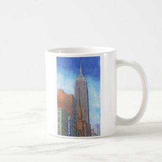 Empire State Building Coffee Mug