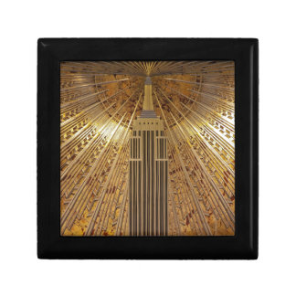 Empire State Building del art déco Caja De Joyas