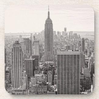 Empire State Building del horizonte de la ciudad d Posavaso